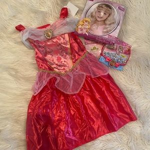 Disney's princess aurora costume (D)